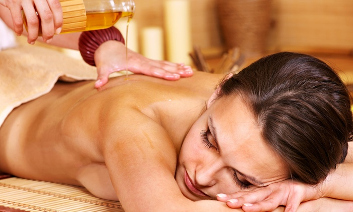 Divine Health and Beauty Massage Room - Johannesburg: Aromatherapy Massage with Manicure and Pedicure from R100 at Divine Health and Beauty Massage Room (Up to 67% Off)