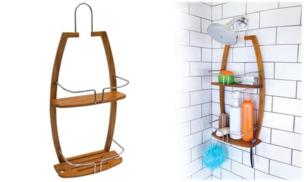 Teak Shower Caddy