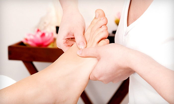 Ma'ati Spa - Ma'ati Spa: One or Three 60-Minute Reflexology Foot Massages at Ma'ati Spa in Winston-Salem (Up to 63% Off)