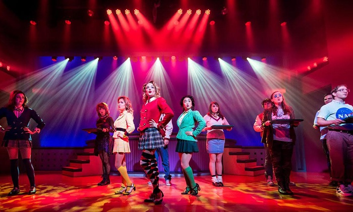"""""""Heathers the Musical"""" - Citadel Theatre: National Premiere of """"Heathers: The Musical"""" on Saturday, February 6, February 7, or Saturday, February 13, at 2 p.m."""
