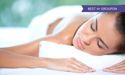 Four-Star Spa Pass for Two