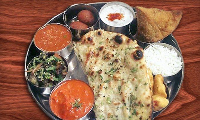 Aavtar Indian Cuisine -  A1A South: Dinner with Appetizers and Drinks for Two or Four at Aavtar Indian Cuisine (Up to 58% Off)