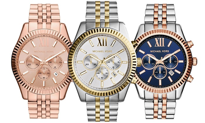 Michael kors watches for women black