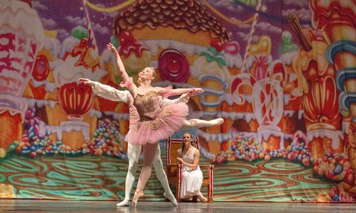 """Pas De Vie Ballet presents """"The Nutcracker"""" - Lee Hall Auditorium at Florida A&M University: Pas De Vie Ballet's """"The Nutcracker"""" at Lee Hall Auditorium at FAMU on November 29–30 (Up to 50% Off)"""