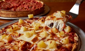 Randy's Wooster Street Pizza - Manchester: Brick-Oven Pizza for Lunch or Dinner at Randy's Wooster St. Pizza Shop (Up to 48% Off)