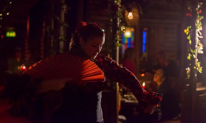 Tapas and Flamenco - Salvador and Amanda - Covent Garden
