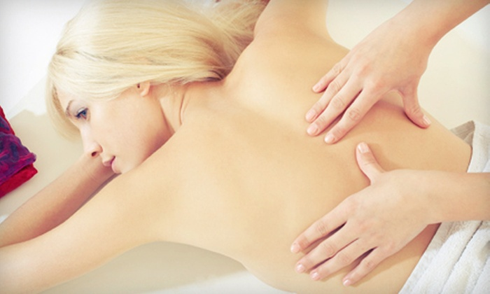 Joy Of Living Massage - Vail Ranch: 30- or 60-Minute Aromatherapy Massage at Joy Of Living Massage in Temecula (Up to 56% Off)
