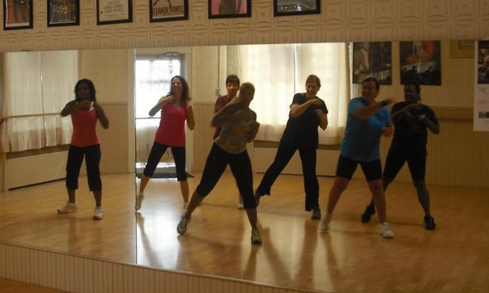 Instep Fitness - Athenia: 15 Fitness Classes at In-Step Fitness (45% Off)