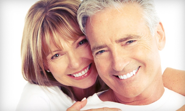 East Madison Dental - Tenafly: Dental Exam, X-rays, Cleaning, and Take-Home Whitening Kit for One or Two at East Madison Dental (Up to 83% Off)