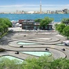 50% Off Outdoor Go-Karting at Polson Pier