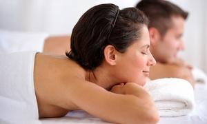 AQUA ESTETICA E BENESSERE: Percorso spa di coppia scrub, massaggio e degustazione di cioccolata, da Aqua Estetica e Benessere (sconto fino a 85%)