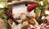 Crafted Christmas Snowman Sitabouts: Crafted Christmas Snowman Sitabouts from $10.99–$16.99