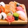 Menú con 26 piezas de sushi