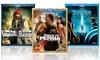 Disney Movie DVD and Blu-ray 3-Pack