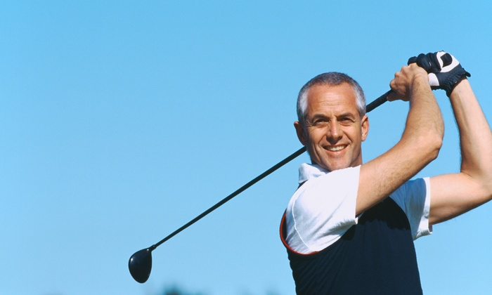 Golf Etc Suffolk - Suffolk: $125 for a High-Tech Custom Golf Club Fitting from Golf Etc Suffolk ($350 Value)