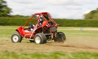 One-Hour Power Turn Buggy Experience for One or Two at Dorset Adventure Sports