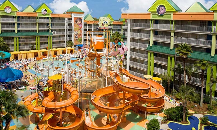 null - Orlando: Stay at Nickelodeon Suites Resort in Orlando, FL