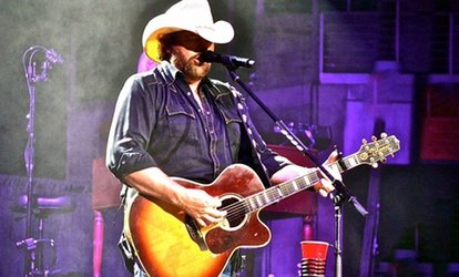 Toby Keith – Up to 69% Off Country Concert
