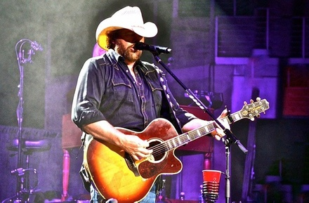 "Toby Keith ""Should've Been A Cowboy XXV"" Tour on Saturday, June 30, at 7 p.m."