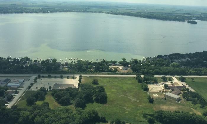 Patriot Aerial Photos - Grimes: 45-Minute Outdoor Photo Shoot from Patriot Aerial Photos (70% Off)