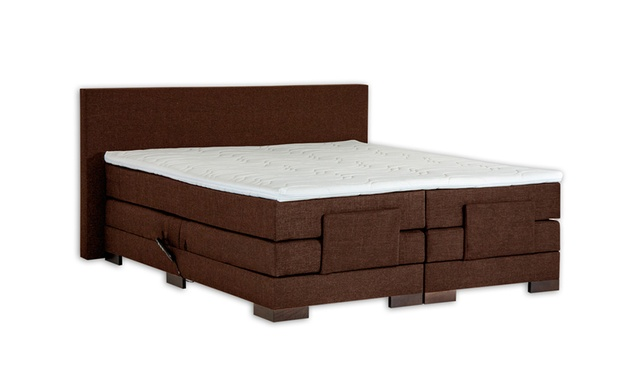 Electrische boxspring groupon goods for Bed master