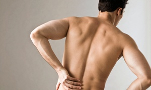 The Chiropractic Connection: Chiropractic Exam with X-rays and One or Two Adjustments at The Chiropractic Connection (87% Off)