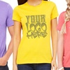 Up to 50% Off T-Shirts with Custom Screen-Printed Logo