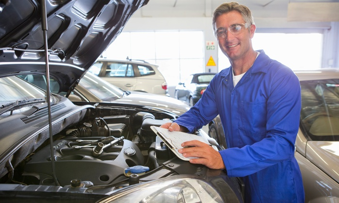 Charleston Auto Repair and service - Meadows: $49 for $120 Worth of AC Recharge Service at Charleston Auto Repair and service