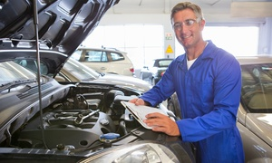 Charleston Auto Repair and service: $49 for $120 Worth of AC Recharge Service at Charleston Auto Repair and service