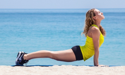 $25 for 12 Week Fitness Conditioning Program from In Love With Fitness Inc. (a $50 Value)