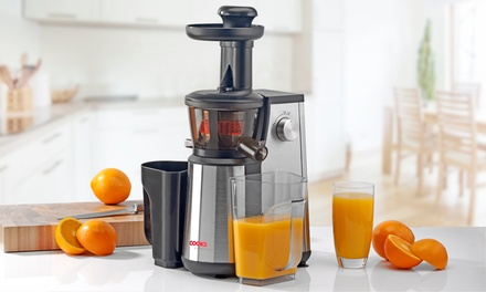 cooks professional smart juicer