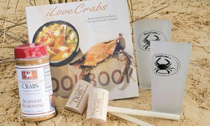 Harbour House Crabs: Ultimate Crab Lover's Gift Set with Options for $50 or $100 Vouchers from Harbour House Crabs (Up to 42% Off)