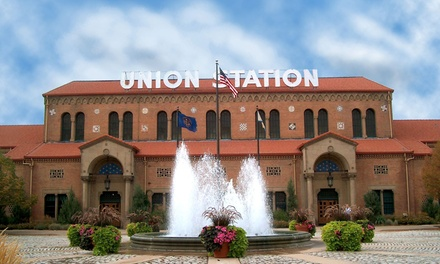 $10 for $15 Worth of Museum Visits — Ogden's Union Station