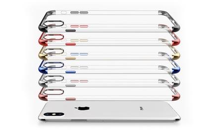 Etui en TPU galvanisé iPhone