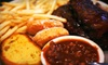 Mustard's Restaurant - Des Moines: $13 for $25 Worth of Pizza and Barbecue at Mustard's Restaurant