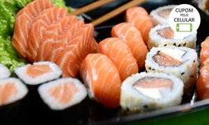 Restaurante Tóyo - Cozinha Oriental: Restaurante Tóyo - Pampulha: buffet japonês à vontade para 1 ou 2 pessoas