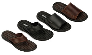 bc41425ddf4f Unlisted by Kenneth Cole Men s Pacey Sandals