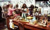 Treasure Island Flea Boutique Pop-Up Show - Treasure Island: Treasure Island Flea Boutique Pop-Up Show for Two or Four with Drinks on January 25–26 (Up to 55% Off)