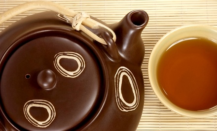 Discovering Tea Workshop for One or Two on May 3 from Kimicha Tea (Up to 50% Off)