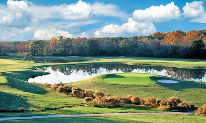 Wolf Creek Golf Club - Sandtown: $39 for Round of Golf with Cart and Bucket of Range Balls at Wolf Creek Golf Club ($80 Value)