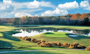 Wolf Creek Golf Club: $37 for Round of Golf with Cart and Bucket of Range Balls at Wolf Creek Golf Club ($80 Value)