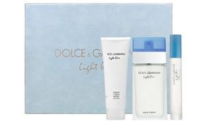 Dolce & Gabbana Light Blue 3-piece Set For Women