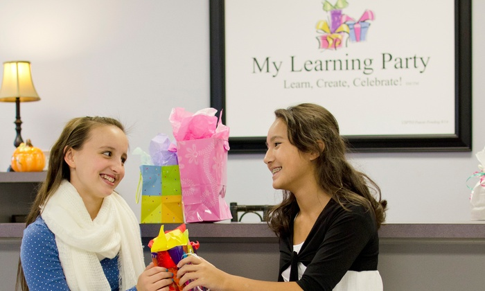 My Learning Party - Schaumburg: $140 for $250 Groupon — My Learning Party
