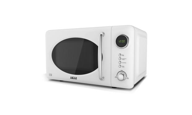 akai 700w 20l digital microwave groupon goods. Black Bedroom Furniture Sets. Home Design Ideas