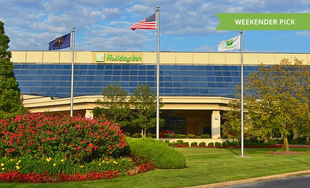 Holiday Inn Evansville Airport - Evansville, IN: Stay at Holiday Inn Evansville Airport in Evansville, IN; Dates into June