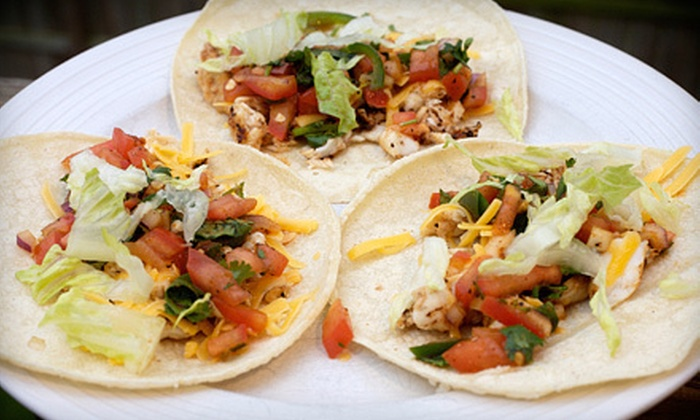 Jalapeno's Taco Bar - Southeast Austin: $5 for $10 Worth of Mexican Food at Jalapeno's Taco Bar