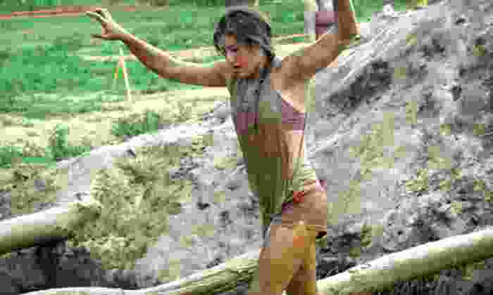Mud Ninja - Paint: One or Two Adult Mud-Race Entries or One Children's Entry from Mud Ninja on Sunday, July 28 (Up to 60% Off)