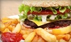 Jekyll & Hydes - Newnan: Pub Food for Two or Four at Jekyll & Hyde's in Newnan (Up to 52% Off)