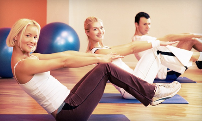 TERRIO Therapy-Fitness, Inc. - Kern City: Private Pilates Lesson with Option for Four or Nine Group Lessons at Terrio Therapy-Fitness, Inc. (Up to 74% Off)