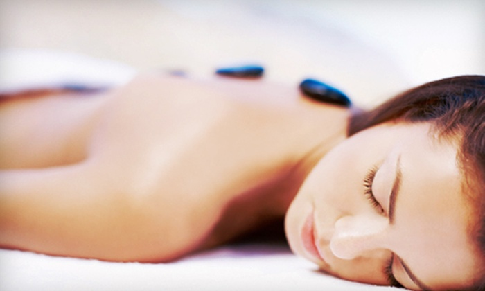 Rilassare Skin Care and Nail Studio - Newburgh: $39 for One 60-Minute Hot-Stone Massage at Rilassare Skin Care and Nail Studio ($85 Value)